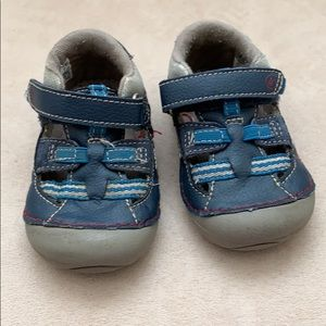 Stride Rite Shoes - Stride Rite Leather Walking Shoe